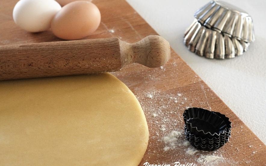 Pasta frolla tradizionale