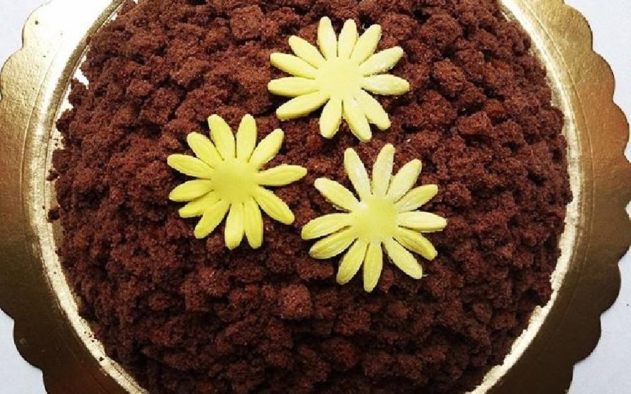 Mimosa al cioccolato