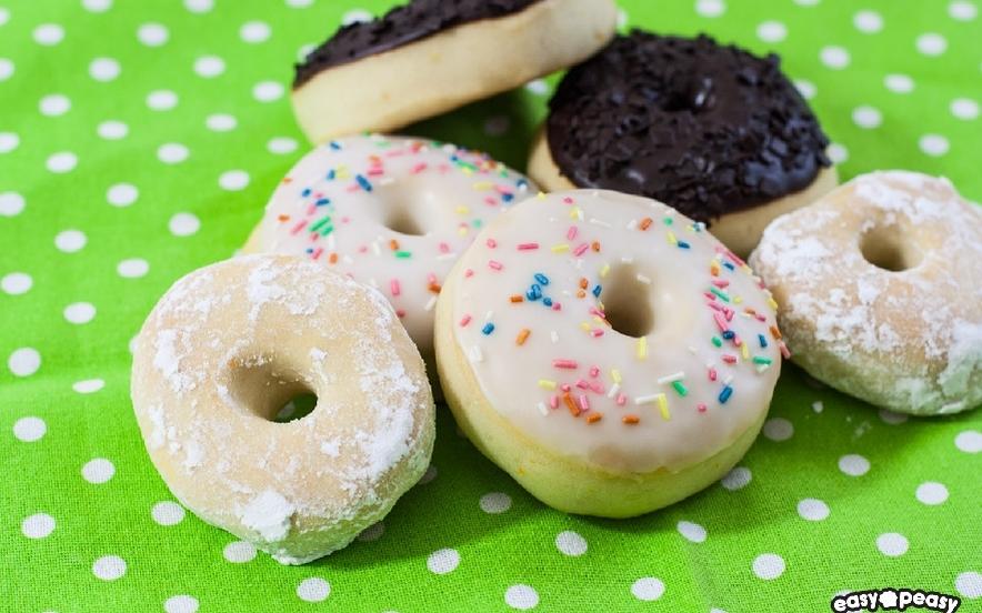 I donuts vegan
