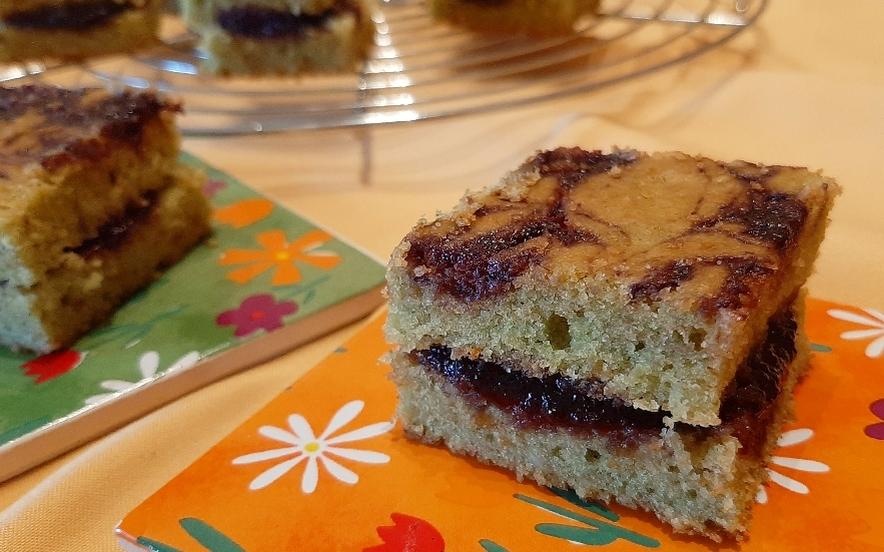 Zucchine cake