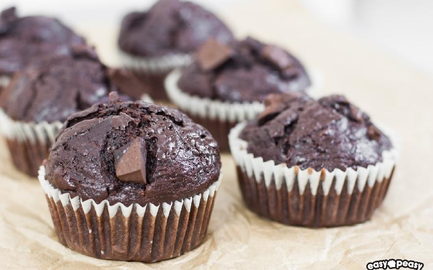 Muffin cioccobanana