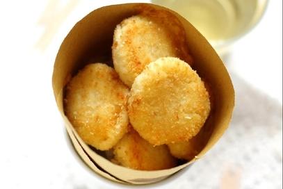 Crocchette di patate, cavolfiore e ricotta