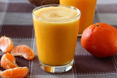 Frappè di clementine