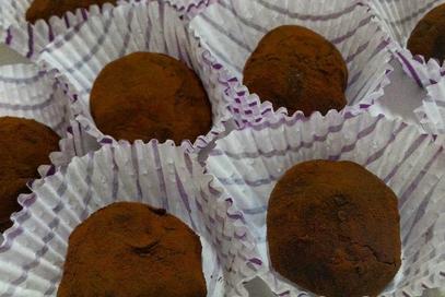 Morbidoni al cioccolato