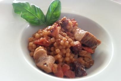 Fregolotto alla siciliana