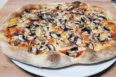 Saturday pizza gluten free