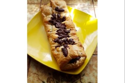 Treccia double chocolate