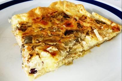 Svuotafrigo, torta salata dal friuli alla sicilia