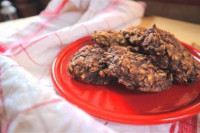 Banana cookies senza glutine