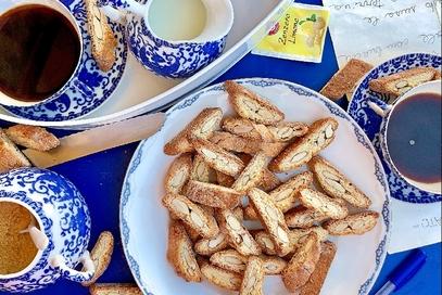 Biscotti o cantucci di prato