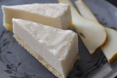 Mousse alle pere