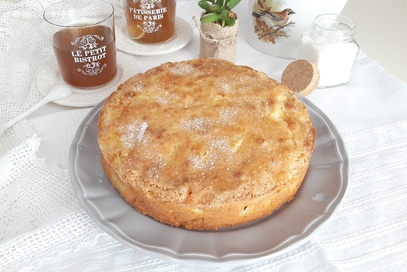 Torta irlandese di mele