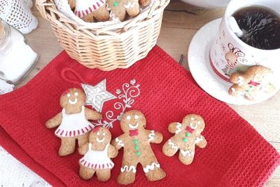 Gingerbread men - omini di pandizenzero