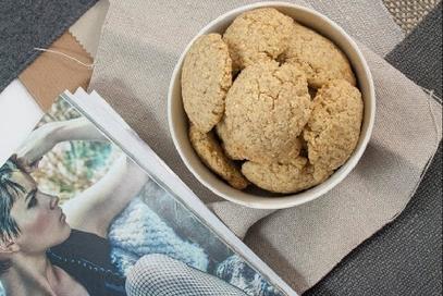 Biscottini vegani croccanti al couscous