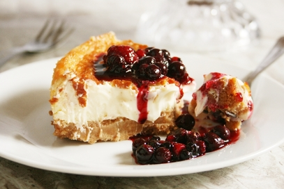 New york cheesecake con mascarpone