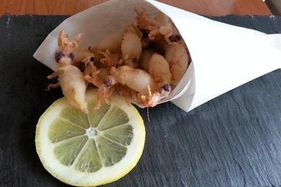 Fritturina di calamaretti