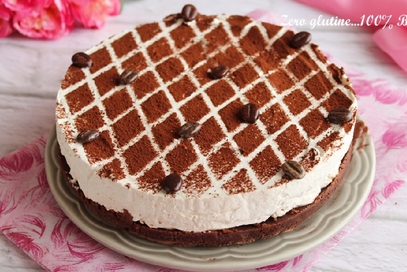 Cheesecake al caffè e mascarpone